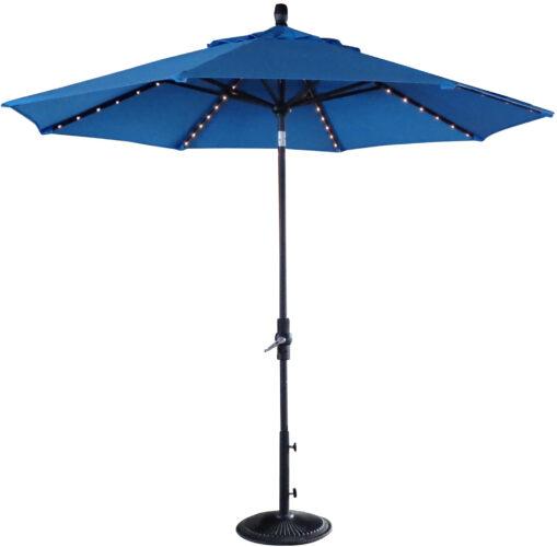 Starlight Collar Tilt Signature Umbrella