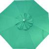 Aqua Umbrella Fabric