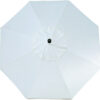 White Umbrella Fabric