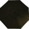 Chocolate Umbrella Fabric