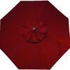 Auburn Umbrella Fabric