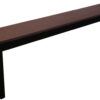 Poly Large Dock Side Bench