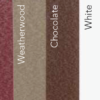 Golden Gate Poly Color Options