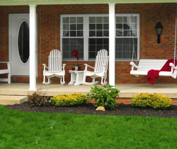 Cypress Grandpa Porch Set