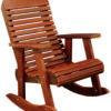Cedar Contoured Rocker Chair
