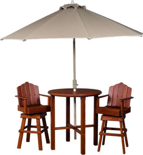 Patio Bistro Table Set