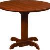 Cedar Round Patio Table