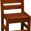 Cedar Kid's Chair