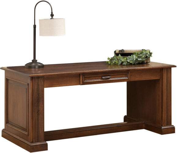 Amish Lincoln Library Desk