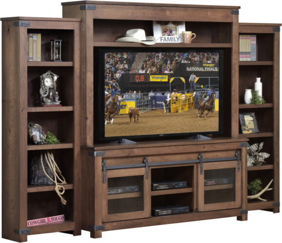 Amish Georgetown Series Entertainment Center