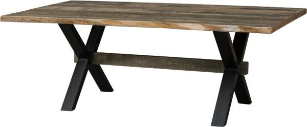 Amish El Dorado Trestle Dining Table