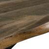 Amish El Dorado Table Top Detail