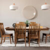 Amish Galena Trestle Dining Collection