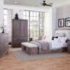 Custom Rialto Bedroom Set