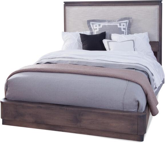 Custom Rialto Upholstered Bed