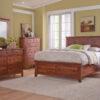 Custom Riceland Bedroom Setting