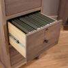 Custom Wrightsville File Cabinet Open
