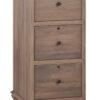 Wrightsville Three Drawer File Cabinet
