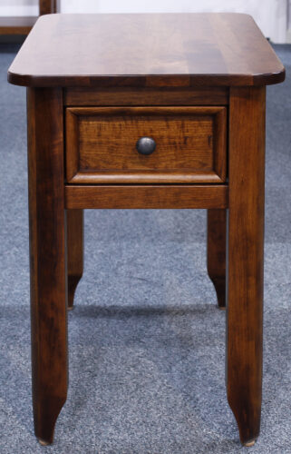 Hudson Chairside Occasional Table