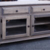 Custom Wrightsville Entertainment Cabinet