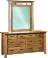 Fenwood Seven-Drawer Dresser