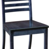 Amish Maple City Dining Chair without Arms
