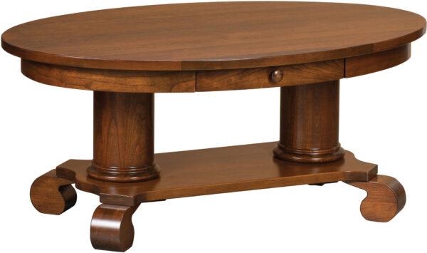 Custom Jefferson Open Coffee Table