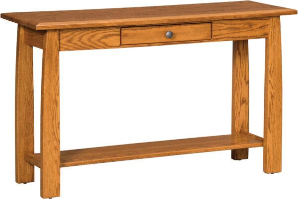 Custom Woodbury Sofa Table