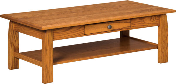 Custom Woodbury Coffee Table