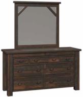 Portland Seven-Drawer Dresser