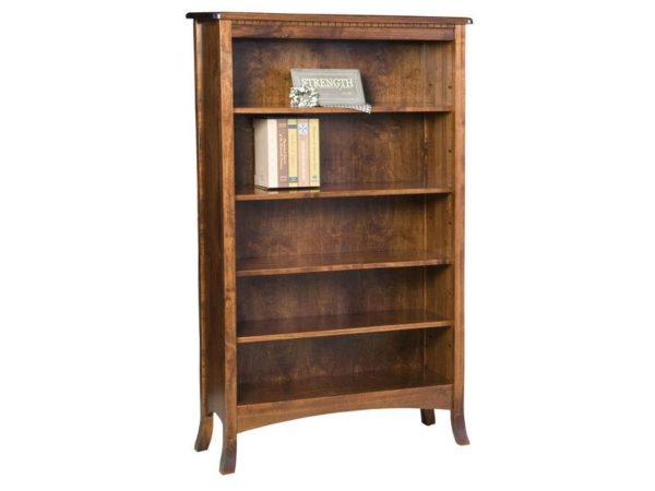 Amish Carlisle Bookcase