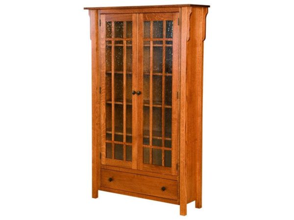 Amish Centennial Bookcase