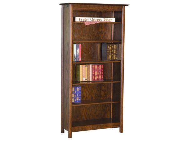 Amish Charleston Bookcase