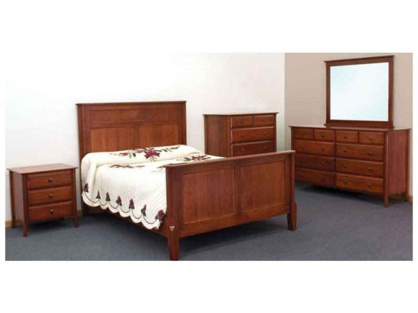 Amish Hudsonville Bedroom Collection