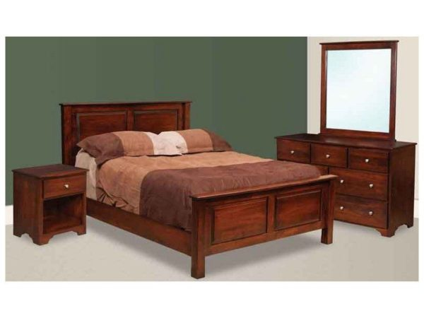 Amish Millerton Bedroom Collection