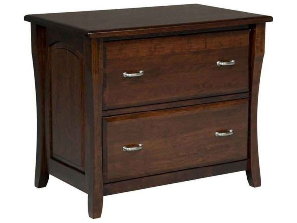 Amish Berkley Lateral File Cabinet