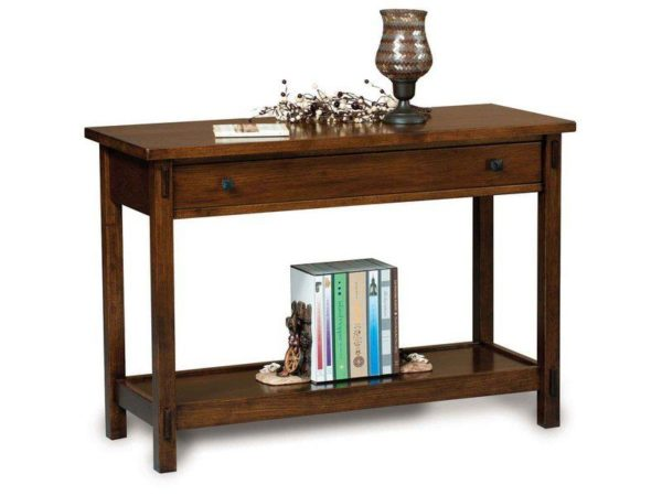 Amish Centennial Sofa Table