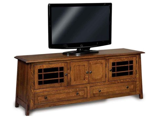 Amish Colbran Four Door LCD Stand