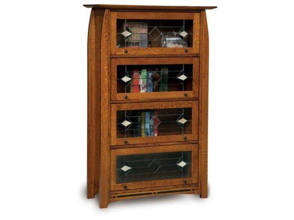 Amish Boulder Creek Barrister Bookcase