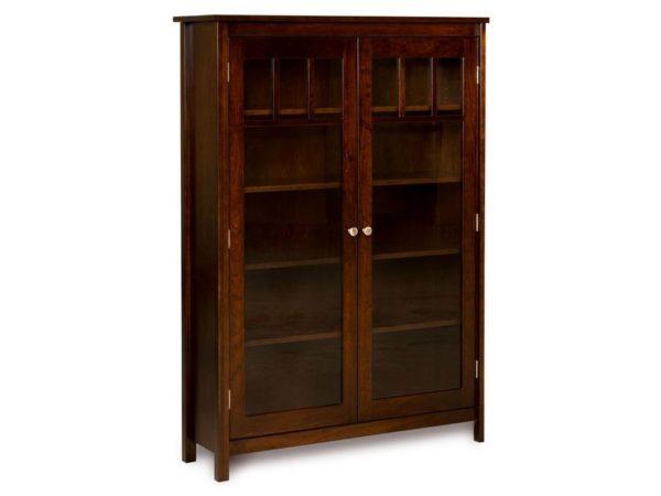 Amish Mission Single Bookcase