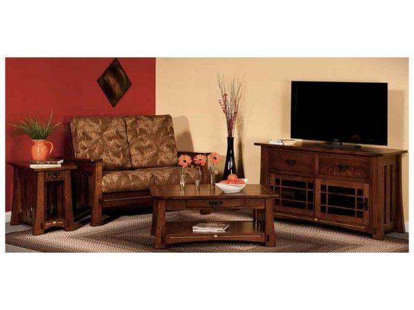 Amish Mesa Living Room Set