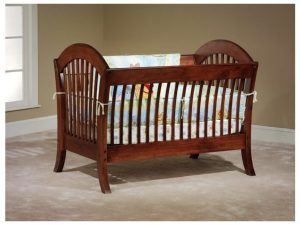 Amish Baby Furniture: Cribs and More!