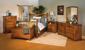 Amish Country Wood Furniture
