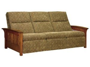 Brandenberry Skyline Slat Sofa Recliner