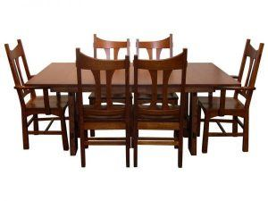 Brandenberry Trenta Mission Table Set