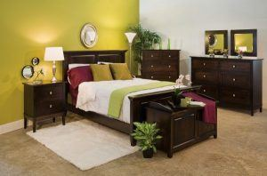 A Taste of Italy: The Venice Bedroom Set