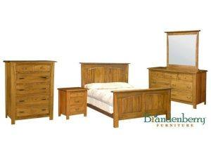 Classic and Contemporary Unite: the Mondovi Bedroom Set