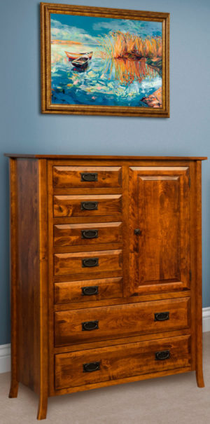 Amish Bedroom Chest of Drawers
