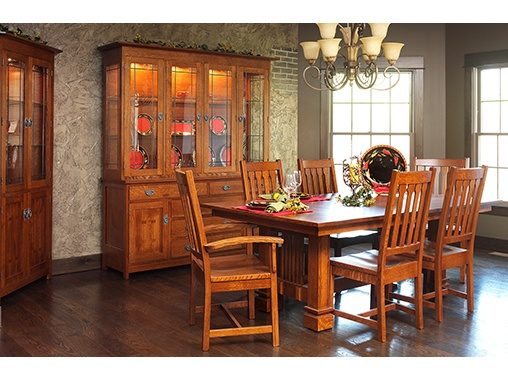 Santa Fe Dining Room Collection, Custom Made Furniture,