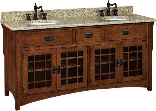 Bathroom Sink Collections Solid Wood Bathroom Vanities Amish